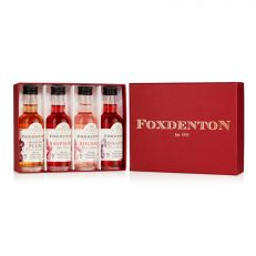 Foxdenton mini gin gift set of 4