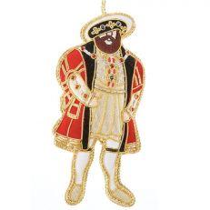 Henry VIII fabric decoration