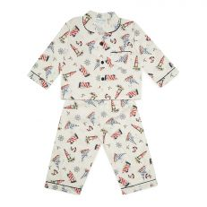 Nautical children's pyjamas