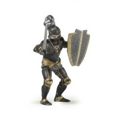 Knight in Black armour toy