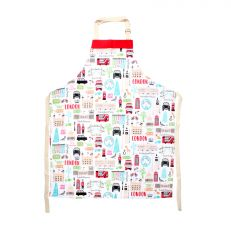 London Adventures apron