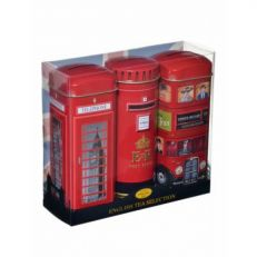 london icons tea set