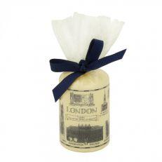 London landmarks candle (mini)
