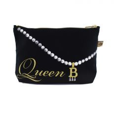 Anne Boleyn B initial make up bag