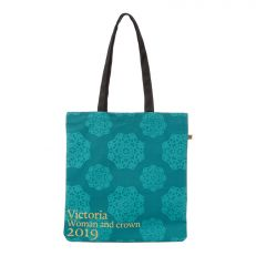 Mandalas canvas tote bag
