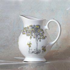 Atty & Smart fine bone china milk jug
