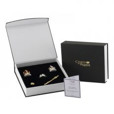 Crowns and Regalia Coronation 5 piece crown miniature set