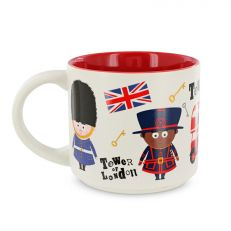 Tower of London Icons Mug