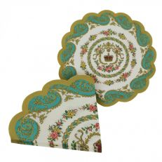 Royal Palace tea paper napkins
