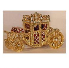 royal coach ornament
