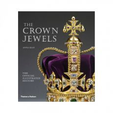 Thames and Hudson The official illustrated history of the Crown Jewels book