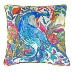 Luxury paravati velvet square cushion