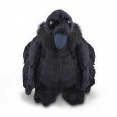 Tower of London raven soft toy