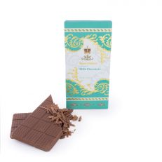 Luxury Milk Chocolate Bar Royal Palace
