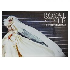 Royal Style in the Making Magnet