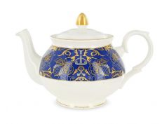 Royal Victoria bone china teapot