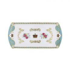 Royal Palace fine bone china sandwich tray