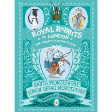 Royal Rabbits of London book 3 hardback cover