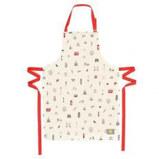 Simply London cotton apron