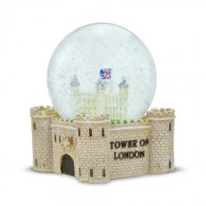 Tower of London snow globe