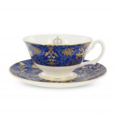 Royal Victoria bone china tea cup and saucer
