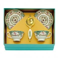Royal Palace fine bone china tea for two gift set