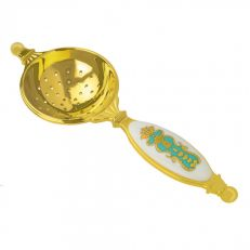 William Edwards Royal Palace tea strainer