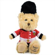 Tower of London Royal Guardsman Teddy Bear