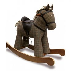 Jasper traditional rocking horse