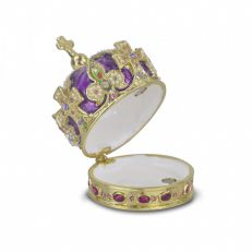 Henry VIII's crown trinket box
