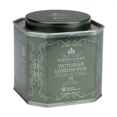 victorian london fog tin of tea