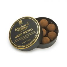 Charbonnel et Walker dark chocolate whisky truffles 130g