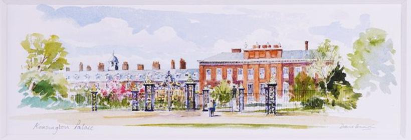 Kensington Palace illustration