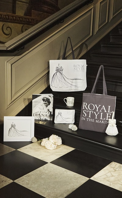 Royal Style in the Making collection