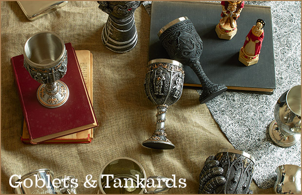 Goblets and Tankards