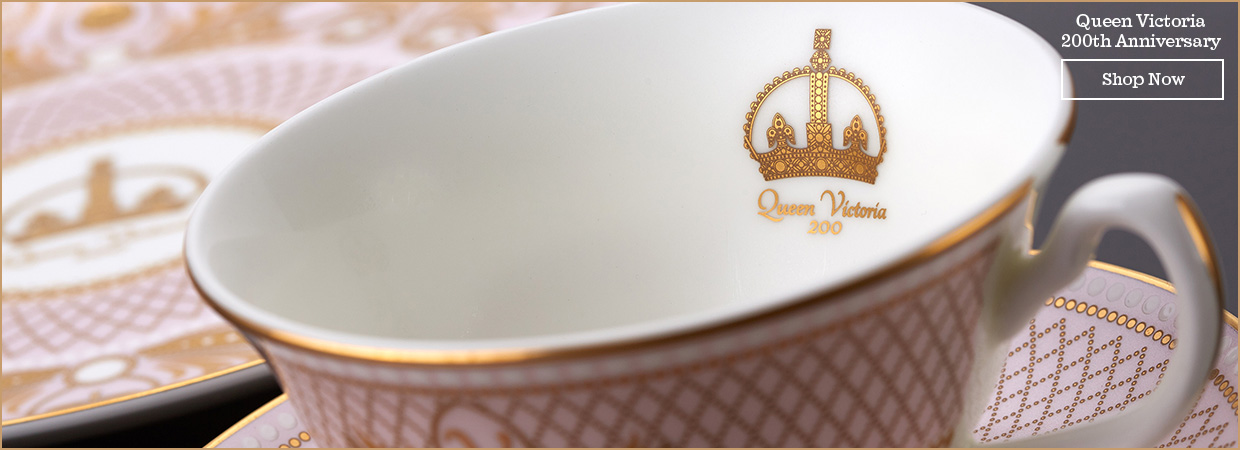 Shop our Queen Victoria 200th Anniversary Collection