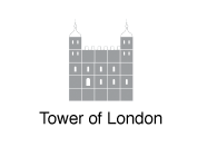 Official Tower of London gift shop collection